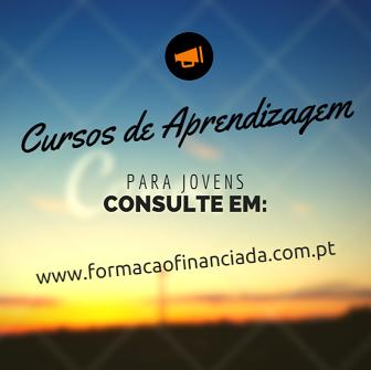 cursos aprendizagem Braga
